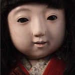 This is Miss Miyazaki, a missing Friendship Doll found after an intrepid Minnesota librarian was inspired by Kirby's book to hunt for her in the old library's basement.