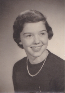 Mom's high school grad photo