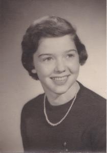 Mom's high school grad photo