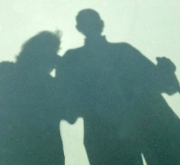 Dad and Me Shadow
