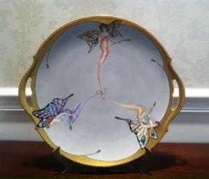 Julie plate